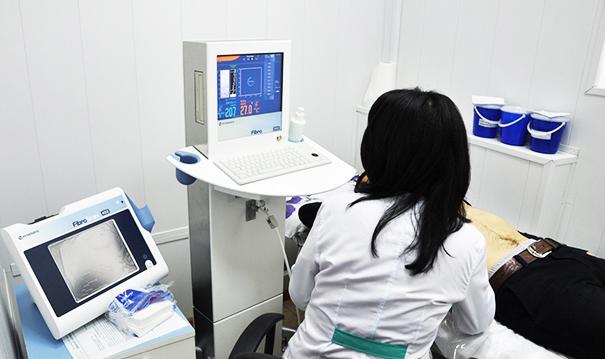 Фибросканирование печени