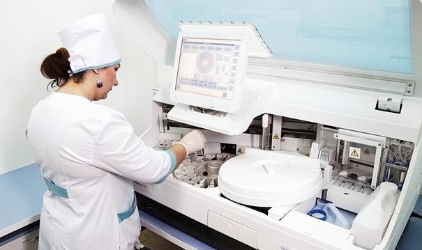 Клинико-диагностическая лаборатория Tibbiyot Dunyosi2